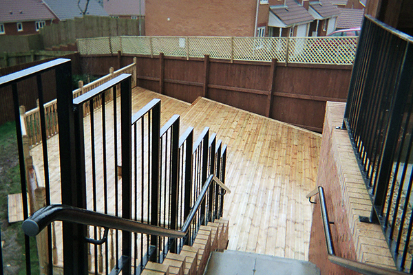 Decking & Stairs